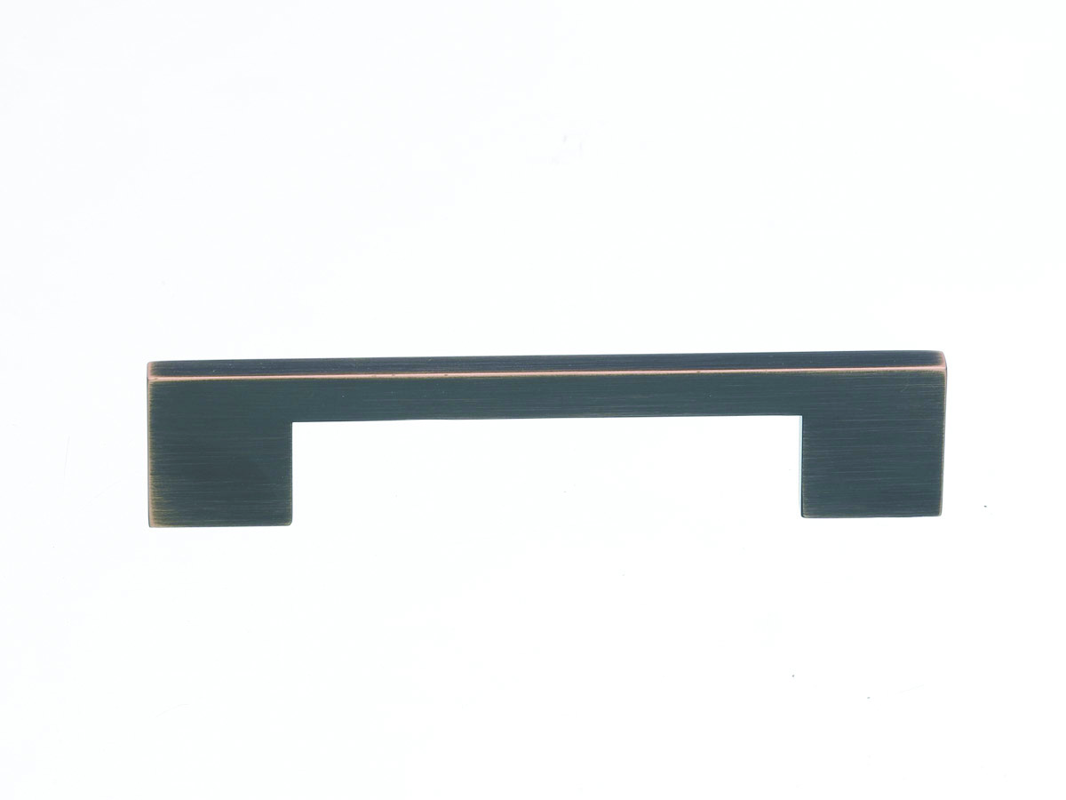"Top Knobs - TK23TB - Linear Pull 5"" (c-c) - Tuscan Bronze - Sanctuary Collection"