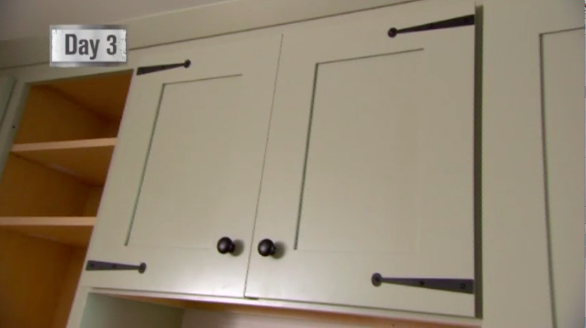 Top Knobs Helps Diy Show Kitchen Crashers With A Farm House