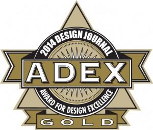 ADEX Gold Logo