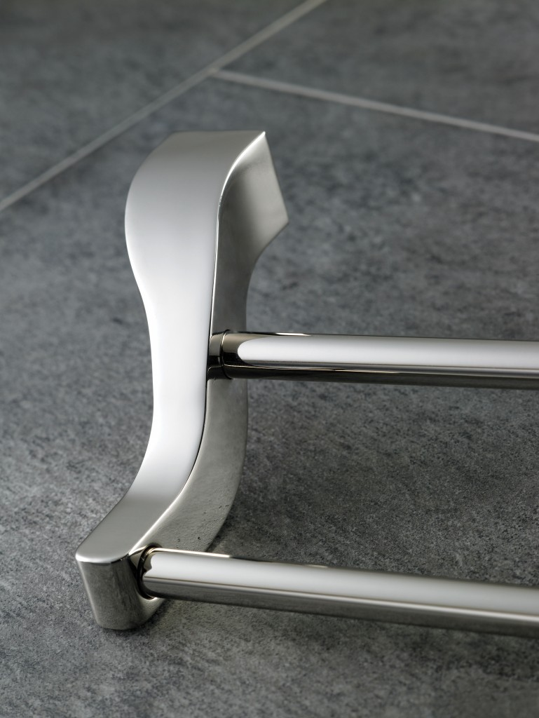 Towel Bar: Aqua Bath Collection