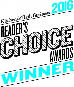 Top Knobs selected as KBB Readers Choice Awards 2016_WINNER