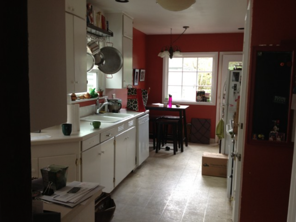 Smith Kitchen Before